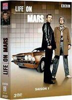 COFFRET DVD SERIE POLICIER FANTASTIQUE : LIFE ON MARS - SAISON 1 INTEGRALE