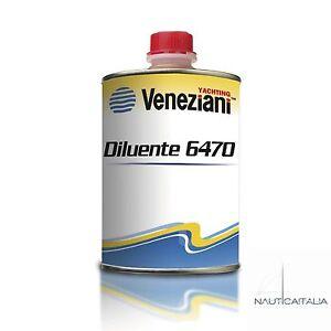 VENEZIANI DILUENTE 6470 PER ANTIVEGETATIVA E SINTETICI LT. 0,5