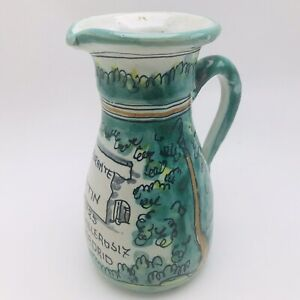 Pitcher Baroque Art Pottery For Sale Ebay