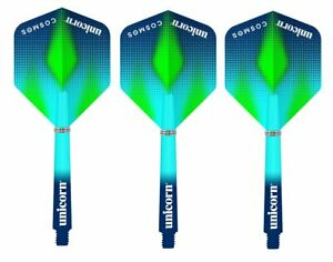Unicorn Gripper 3 Cosmos Combo Kit Flights With Stems Meteor