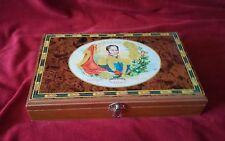Bolivar cigar box