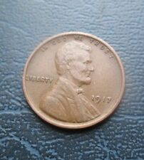 1917 USA Lincoln Wheat Cent