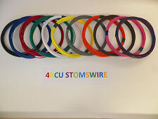 12 GXL HIGH TEMP AUTOMOTIVE WIRE 25 FEET YOUR CHOICE OF 11 DIFFERENT COLORS