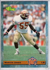 1993 Classic Draft Marvin Jones