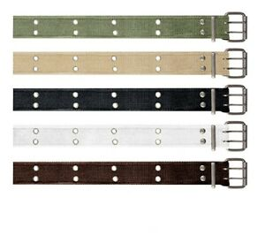 """Rothco 4171 Ultra Force Vintage Belt W/ Double Prong Buckle 35"""", 39"""",47"""""""