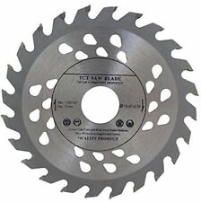 115mm Angle Grinder saw blade for wood and plastic 24 TCT Teeth-TOP QUALITY UK