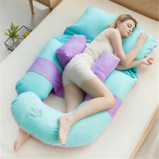 Multifunctional Pillow For Pregnant U Pillow Women Pillow Side Cotton Washable