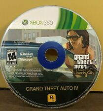 Grand Theft Auto: Liberty (XBOX 360) USED AND REFURBISHED (DISC ONLY) #10929