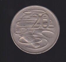 1970 Australia 20 Cent Coin  I-365