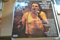 GEORGE MELLY    THE WORLD OF GEORGE MELLY   THE FIFTIES    LP   DECCA  SPA 288