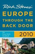 Rick Steves' Europe Through the Back Door 2010: The Travel Skills-ExLibrary