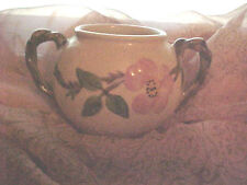 Franciscan DESERT ROSE (MADE IN USA) Open Sugar Bowl  VERY GOOD CONDITION  1/21