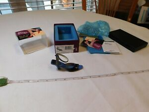 Just The Right Shoe by Raine 2002 Tiffany #25346 Willitts NOS COA heel  glam