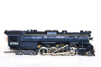 CHESAPEAKE & OHIO BERKSHIRE 2-8-4 RIVAROSSI HO SCALE NO TENDER C&O