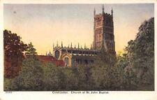 Cirencester Church of St. John Baptist Eglise Kirche