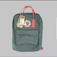 Fjallraven Kanken Backpack 20 Litre Size. 4 available as seen in the pictures