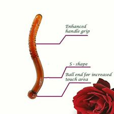 Therawand V Wand Pelvic Floor Massage for Women - High Quality - Glass Made