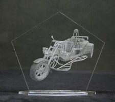 TRIKE Aufsteller Gravur / Fotogravur auf Acrylglas von deinem Foto möglich