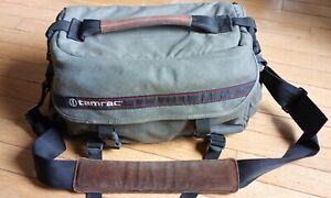 Tamrac Camera Bag (Large: holds 2 bodies + lenses)