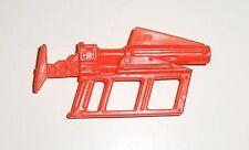 GI Joe Accessory   1991 Mercer           Orange Grenade Launcher Gun