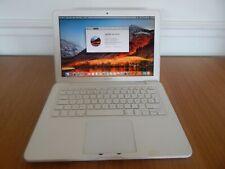"""Apple MacBook 13.3"""" 2.4 GHz 4GB RAM 250 GB HDD A1342 Mid 2010 high Sierra"""