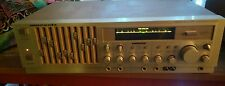 Marantz GRAPHIC EQUALIZER AUDIO MIXER EQ430 VINTAGE USED POWERS ON AS IS