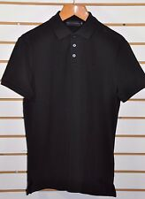 NWT Men's Ralph Lauren Black Label, Stretch Mesh Polo. Size M. $195-Made In USA