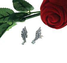 Genuine Authentic Pandora Dangling Angel Wing Stud Earrings