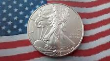 MONEDA DE PLATA PURA  0.999/1000 EEUU Liberty Eagle  AÑO 2013 1 ONZA  EN CAPSULA