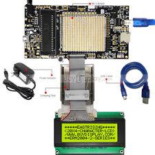 8051 Microcontroller Development Board Programmer for 3.3V 20x4 Character LCD
