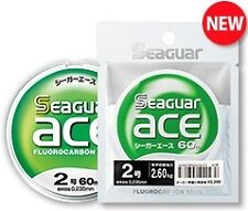 SEAGUAR ACE 60 MT KUREHA JAPAN 0,26 MM  FLUOROCARBON FILO INVISIBILE