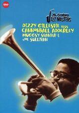 Dizzy Gillespie+Cannonball Adderley+Muggsy Spanier+Joe Sullivan  /DVD-NEU/OVP!