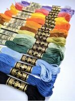 DMC Threads Skeins Cross Stitch Floss Pick Your Own Colours ***FREE P&P***