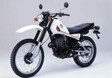 kit adesivi per moto epoca yamaha xt 400 1984. SPEDIZIONE GRATUITA CON CORRIERE
