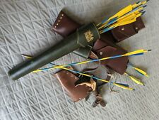 Longbow rrows and Quivers