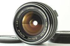 [NEAR MINT] OLYMPUS OM-SYSTEM G.ZUIKO AUTO-W 21mm f3.5 MF Lens From Japan #157