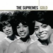 THE SUPREMES - GOLD - 2CDS [CD]