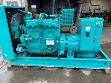 125 KW ONAN DIESEL GENERATOR RE-FURBISHED LOAD BANK TESTED ENCLOSED