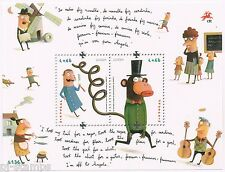 2010 Portugal blok 297 Europa CEPT - Kinderboeken - Children's literature