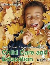 CACHE Level 2 Award/Certificate/Diploma in Child Care and Education-ExLibrary
