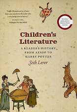 Children's Literature: A Reader's History from Aesop to Harry Potter, Very Good