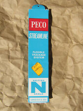 NEW ~ PECO SL-386 Curved RIGHT INSULFROG TURNOUT SWITCH ~ Mayhayred N Scale Lot