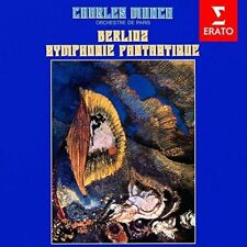 CHARLES MUNCH-BERLIOZ: SYMPHONIE FANTASTIQUE-JAPAN SACD Hybrid G50
