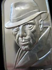 1-OZ.PURE.999 BAR HUMPHREY BOGART 1900-1957 CLASSIC CREATIONS LINCOLN MINT+ GOLD