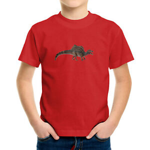 Dinosaur Spinosaurus Toddler Kid Youth Tee T-Shirt Infant Baby Bodysuit Jumpsuit