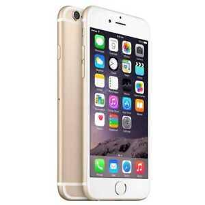 NEW GOLD VERIZON GSM UNLOCKED 16GB APPLE IPHONE 6 PLUS PHONE JS65 B