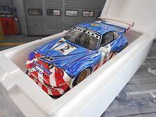Porsche 911 993 gt2 1998 #2 FFSA SONAUTO French GT Jarier GT SPIRIT résine 1:18