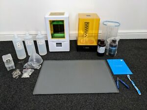 Anycubic Photon S, Wash & Cure 2.0 plus accessories