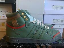 Adidas Star Wars Top Ten Hi Boba Fett Green FZ3465