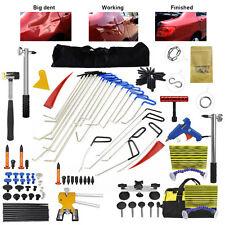 PDR Hail Removal Dent Repair Puller Rods Kit Paintless Hot Glue Gun & Pen Tools